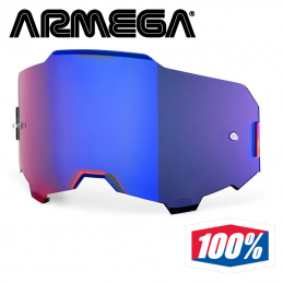 Ecran iridium hiper blue anti-buée 100% ARMEGA
