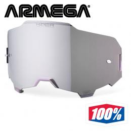 Ecran iridium hiper silver anti-buée 100% ARMEGA