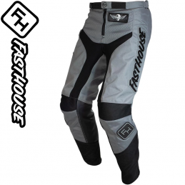 Pantalon FASTHOUSE GRINDHOUSE grey-black
