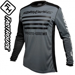 Maillot FASTHOUSE SLASH grey