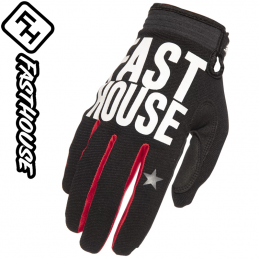 Gants FASHOUSE Speedstyle Blockhouse black