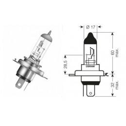 Ampoule H4 12V 60/55W