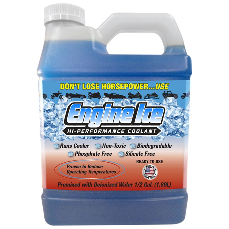 Liquide de refroidissement ENGINE ICE