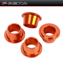 ZETA rubber killer 350 SXF orange