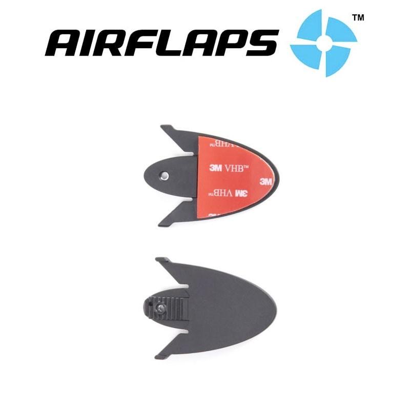 Airflaps adhesive mounts