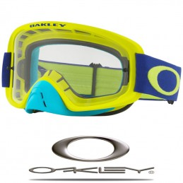 Masque OAKLEY O2 MX HERITAGE Blue