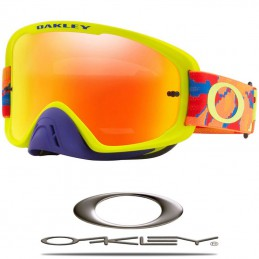Masque OAKLEY O2 MX Thermo Camo BOG