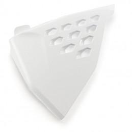 Cache boite à air ventilé 450 SXF blanc