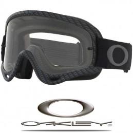Masque OAKLEY O-Frame MX Matte Carbon