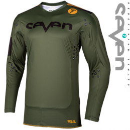 Maillot SEVEN MX RIVAL TROOPER 2 Olive