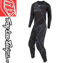 Tenue Troy Lee Designs SE AIR METRIC Black