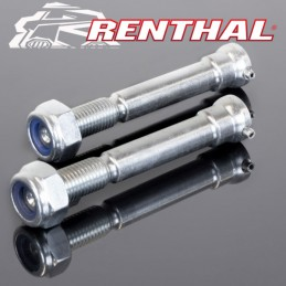 Kit vis de pontets RENTHAL M12X68mm