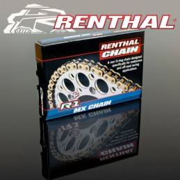 Chaine RENTHAL 420 R1 Works