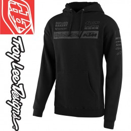 Sweat Troy Lee Designs KTM GoPro black 2020
