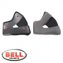 Mousses de joues BELL MX9