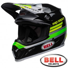 Casque BELL MX-9 Pro Circuit Replica 2020
