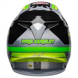 Casque BELL MX-9 Pro Circuit Replica 2020