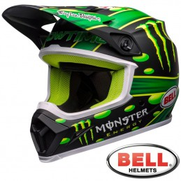 Casque BELL MX-9 McGrath replica