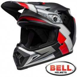 Casque BELL MX-9 Twitch replica