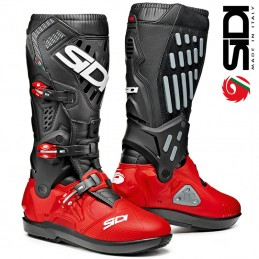 Bottes SIDI ATOJO SRS Black-Red
