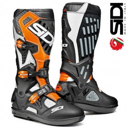 Bottes SIDI ATOJO SRS Black-Orange