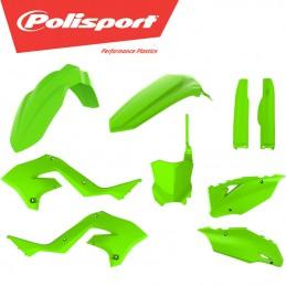 Kit plastique POLISPORT Restyling 125 KX