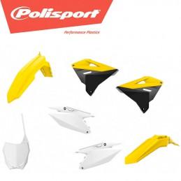 Kit plastique POLISPORT Restyling 125 RM