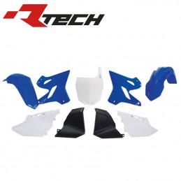 Kit plastique RACETECH Restyling OEM 125 YZ