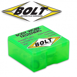 Kit vis de plastiques BOLT 125 KX