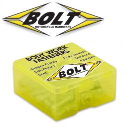 Kit vis de plastiques BOLT 125 RM
