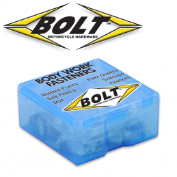 Kit vis de plastiques BOLT 125 YZ