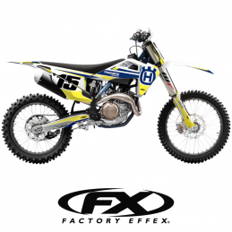 Kit déco FACTORY-EFFEX 125 TC