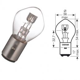 Ampoule BA20D 12V-40/45W