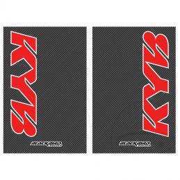 Stickers de fourche carbone KAYABA