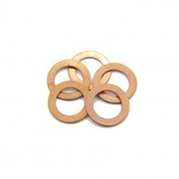 Rondelle cuivre de culasse 8x16x1,5mm
