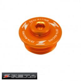 Bouchon de carter orange 450 SXF