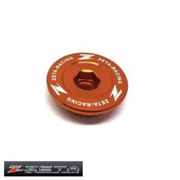 Bouchons de réglage de distribution SXF 450 orange