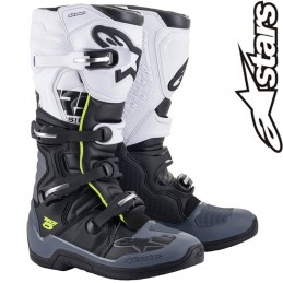 Bottes ALPINESTARS TECH 5 Black-Gray-White