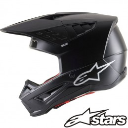 Casque ALPINESTARS SUPERTECH S-M5 Matt black