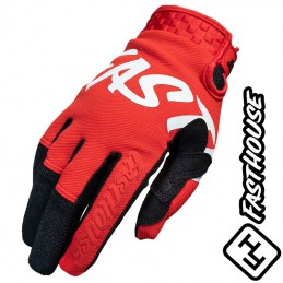 Gants FASTHOUSE Sector red
