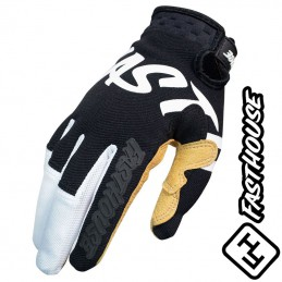 Gants FASTHOUSE Sector black