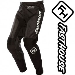 Pantalon FASTHOUSE GRINDHOUSE black-white