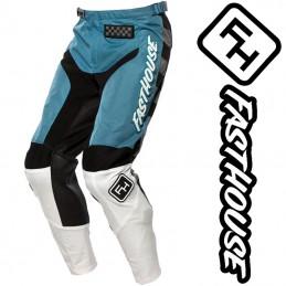 Pantalon FASTHOUSE GRINDHOUSE slate-white