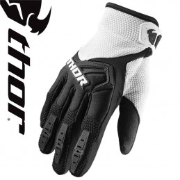 Gants THOR SPECTRUM Black-White