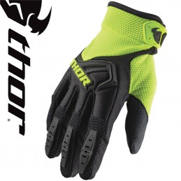 Gants THOR SPECTRUM Acid-Black