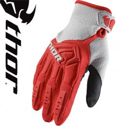 Gants THOR SPECTRUM Red-Gray