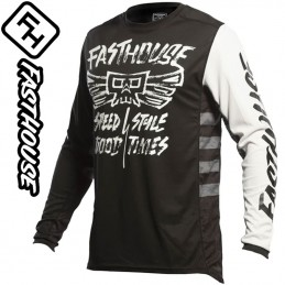 Maillot FASTHOUSE TRIBE black