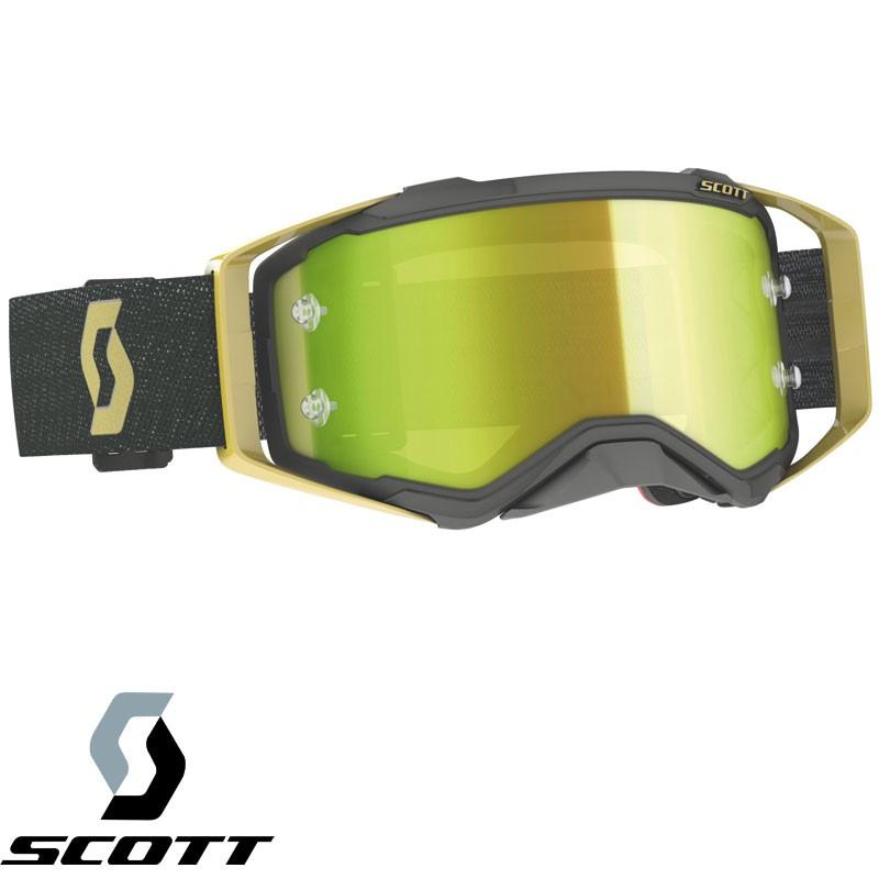 Masque SCOTT PROSPECT Black-Gold