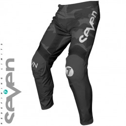 Pantalon SEVEN VOX Pursuit black gray