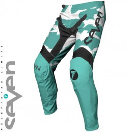 Pantalon SEVEN VOX Pursuit white green